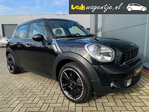 MINI Countryman 1.6 Cooper S ALL4 Chili Automaat 5-zits
